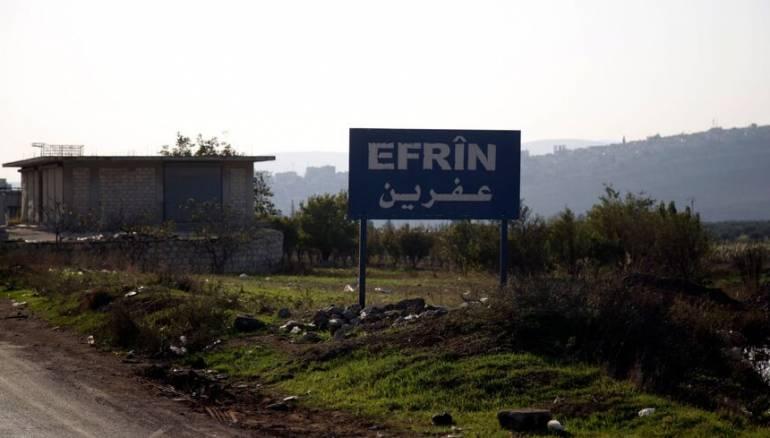 مقتل امرأة برصاصة طائشة في ريف عفرين