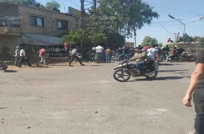 حاجز للأمن العسكري يعتقل فرقة إنشاد بريف دمشق