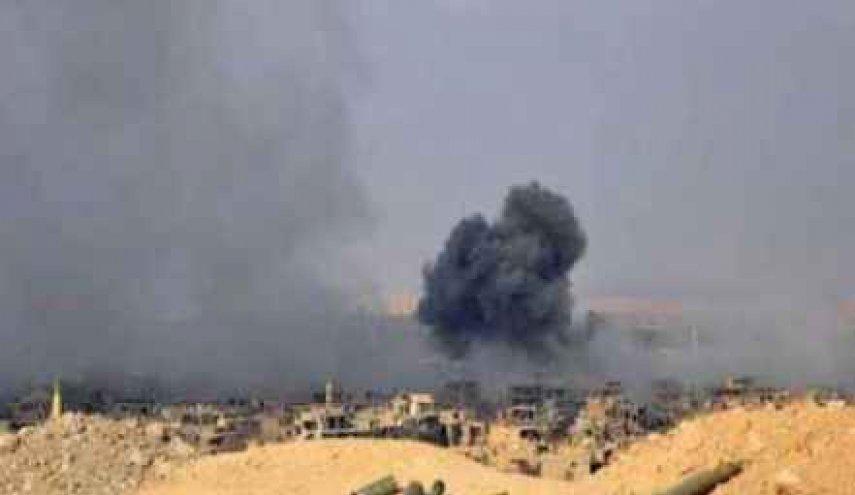 انفجار عنيف يهز مدينة البوكمال على الحدود السورية - العراقية