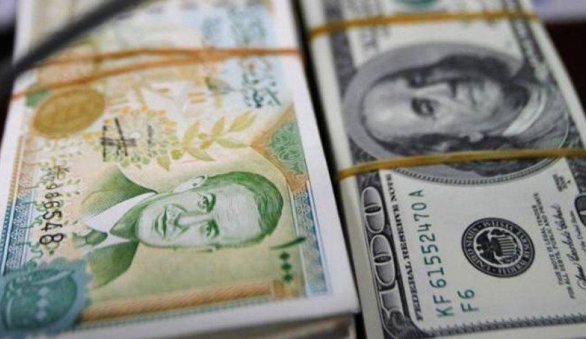 الدولار يسجل سعراً جديداً   في افتتاح  تعاملات الاثنين