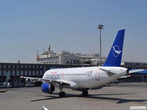 فضيحة جديدة .. النظام يسرق  أمتعة مسافرين قادمين من الإمارات إلى مطار دمشق الدولي