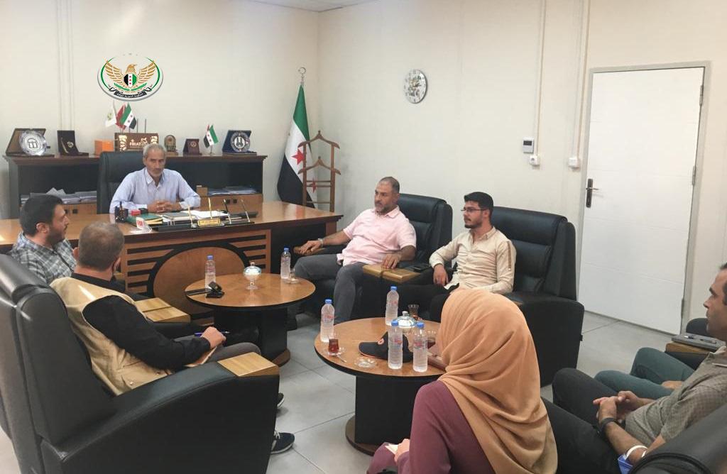 الحكومة المؤقتة تعلن توزيع كفالات مالية على عوائل الأرامل والأيتام في تل أبيض