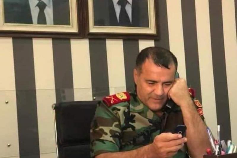 النظام يجدد لمقرب من الأسد قيادة الشرطة العسكرية