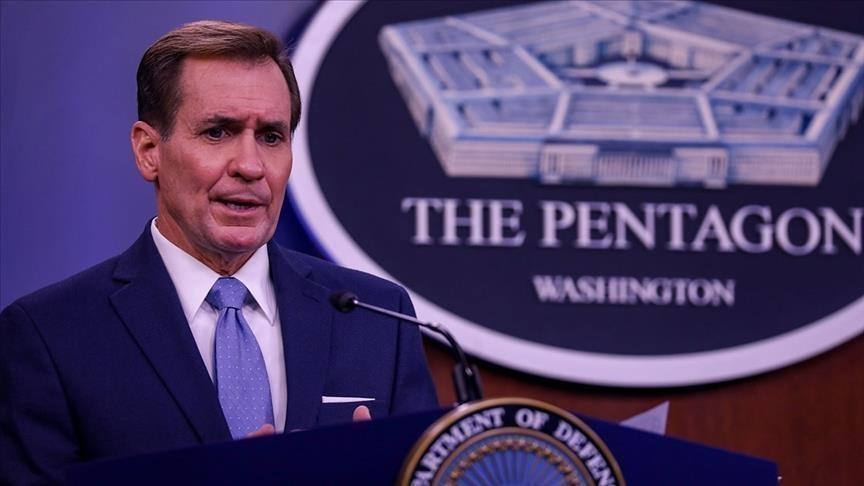 استهدفت احد كبار القادة ...واشنطن تكشف عن  تنفيذ ضربة جوية قرب إدلب