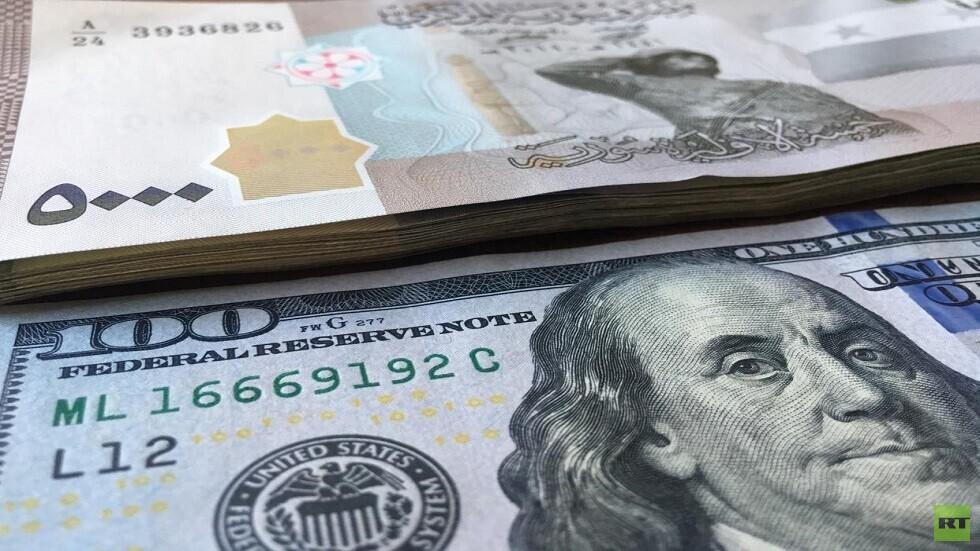 الدولار يسجل سعراً   جديداً  في افتتاح  تعاملات الثلاثاء
