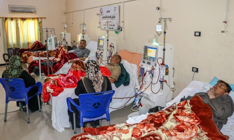 منظمات المجتمع المدني تحذر من إنهيار القطاع الطبي شمال سوريا