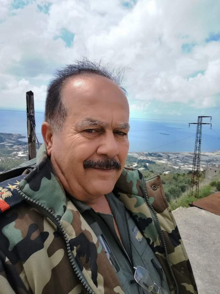 Death the previous commander of Damascus International Airport, in mysterious circumstances