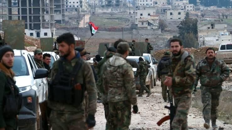 The regime launches a campaign of arrests against a large number of young men in the countryside of Al-Raqqa