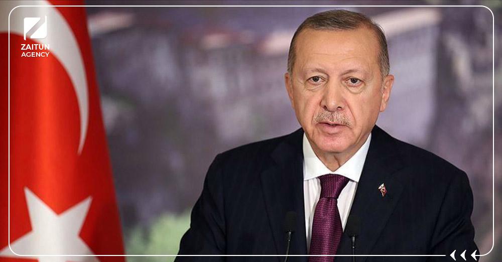 الرئيس التركي  يدلي بتصريحات جديدة حول سوريا والهجرة