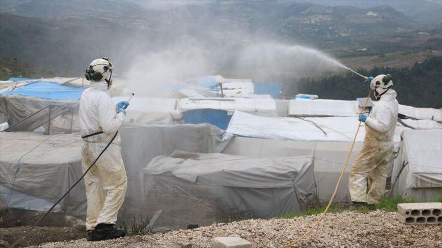 الدفاع المدني يطلق مبادرة لمعالجة مصابي كورونا في منازلهم